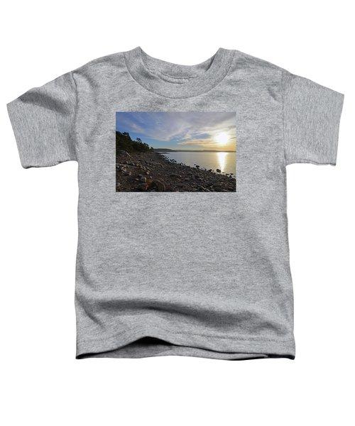 Stone Beach Toddler T-Shirt