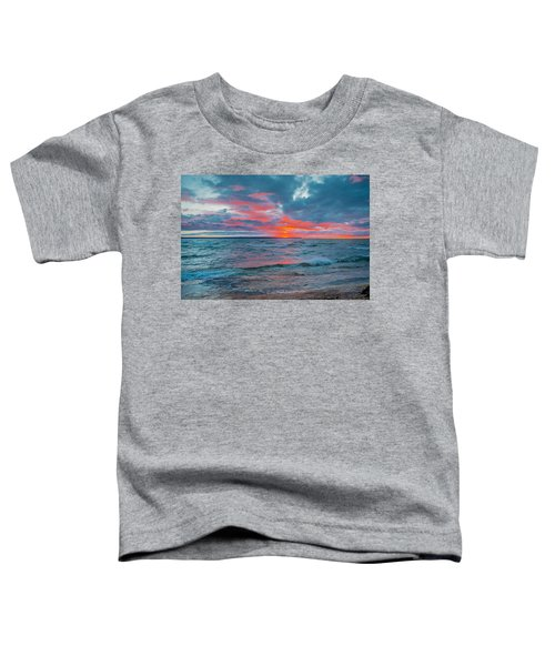 Superior Sunset Toddler T-Shirt