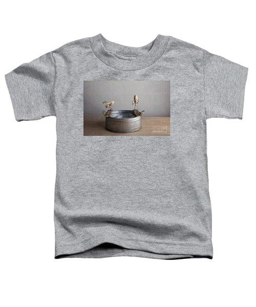 Swimming Pool Toddler T-Shirt