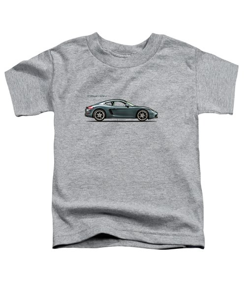 The Cayman Toddler T-Shirt