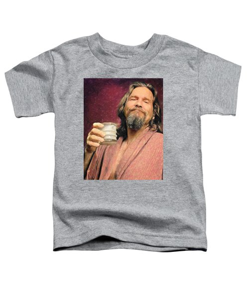 The Dude Toddler T-Shirt