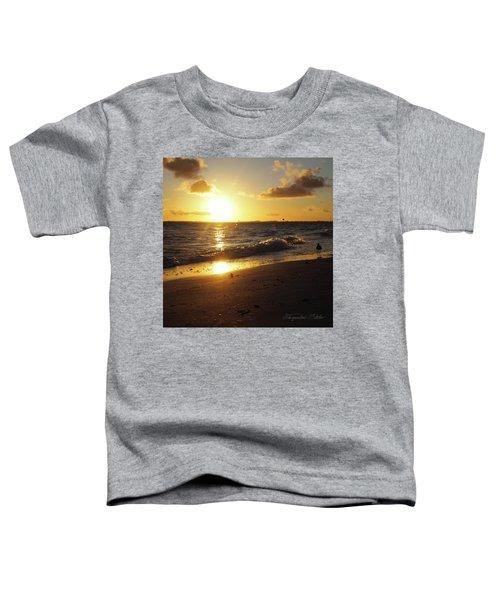 The Golden Hour Toddler T-Shirt