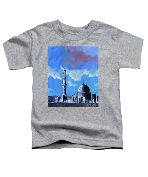 The Mosque Toddler T-Shirt