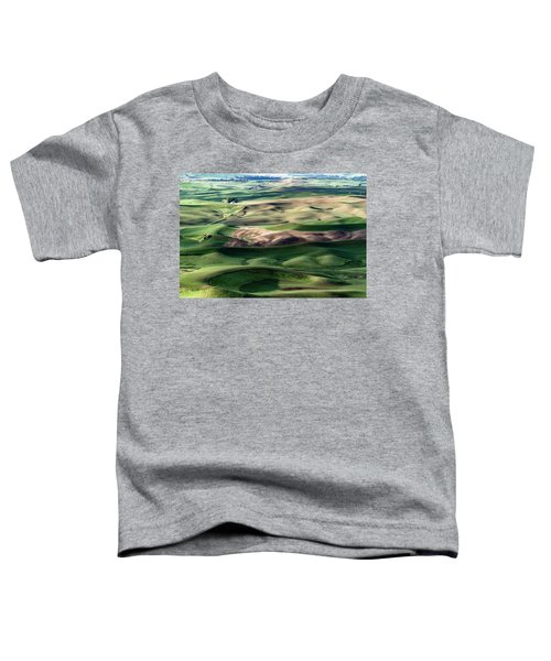The Palouse Toddler T-Shirt