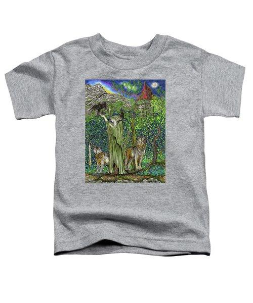 The Wanderer Toddler T-Shirt