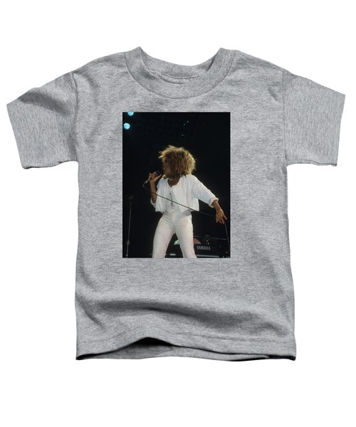 Tina Turner Toddler T-Shirt