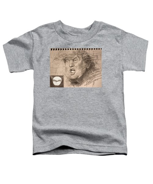 Trump Toddler T-Shirt