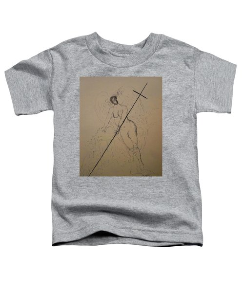 Unveiled Beauty Toddler T-Shirt