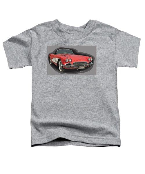 Vette Toddler T-Shirt