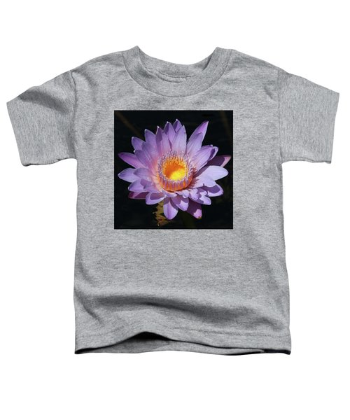 Water Lily Toddler T-Shirt