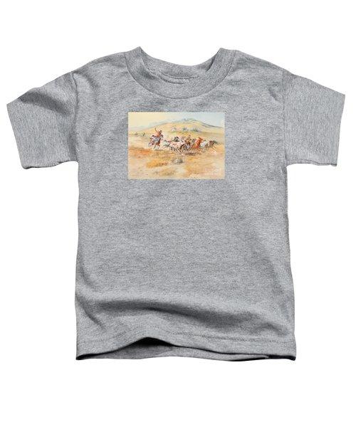 Wild Horses Toddler T-Shirt