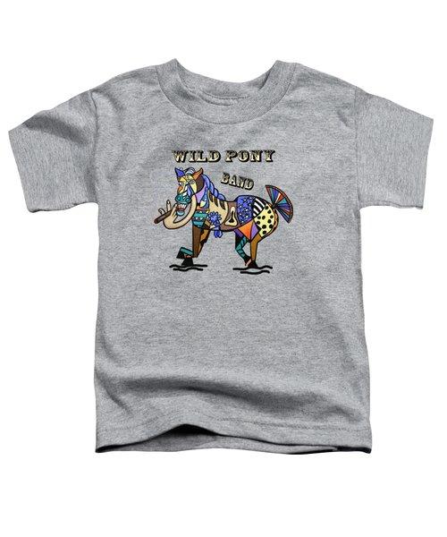 Wild Pony Toddler T-Shirt
