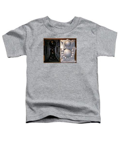 Willendorf Wedding Toddler T-Shirt by James Lanigan Thompson MFA