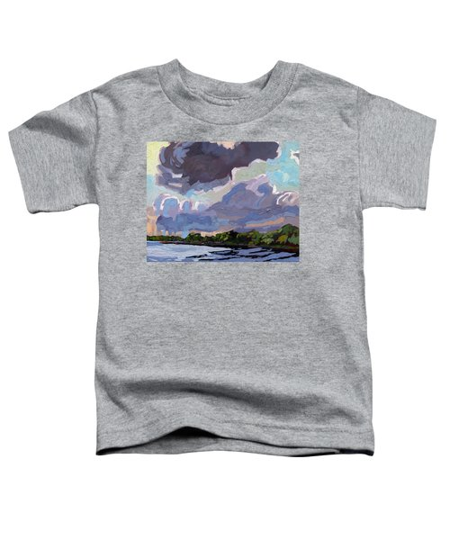 Windy Day Toddler T-Shirt
