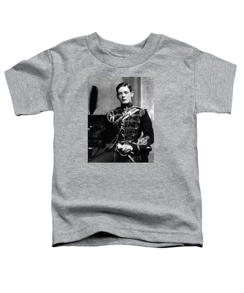 Winston Churchill  Toddler T-Shirt