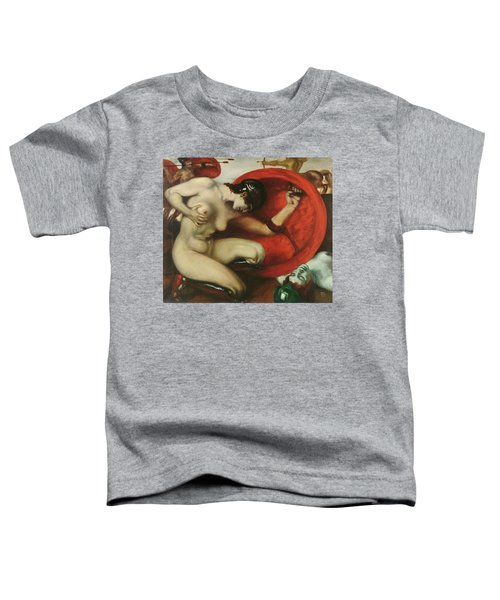 Wounded Amazon Toddler T-Shirt