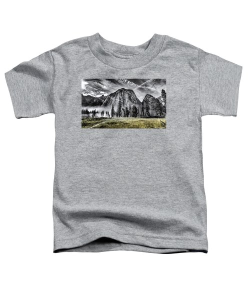 Yosemite Dawn Toddler T-Shirt