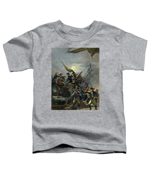 John Paul Jones, 1747-1792 Toddler T-Shirt