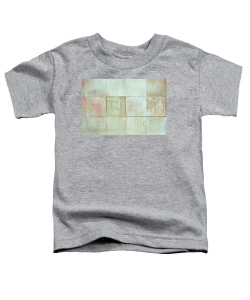 Tiles Toddler T-Shirt