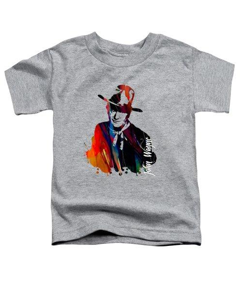 John Wayne Collection Toddler T-Shirt