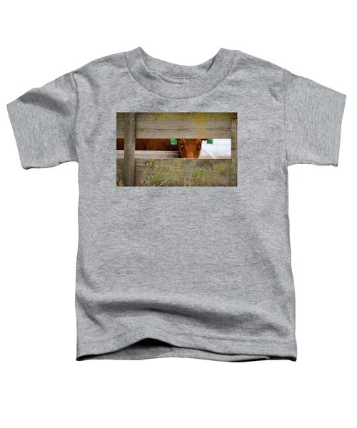 Toddler T-Shirt featuring the photograph 1206 by Carl Young