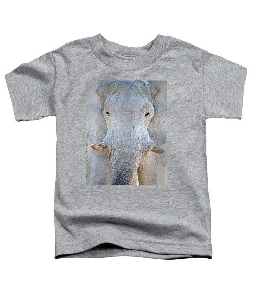 African Elephant Loxodonta Africana Toddler T-Shirt