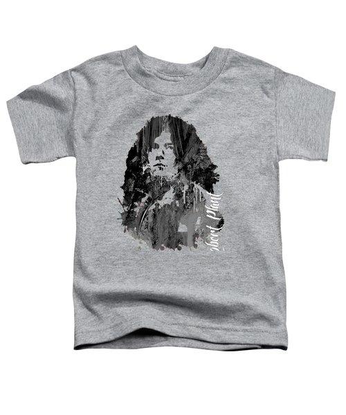 Robert Plant Collection Toddler T-Shirt