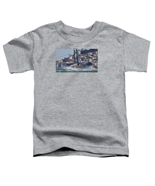 Oracle America's Cup Toddler T-Shirt