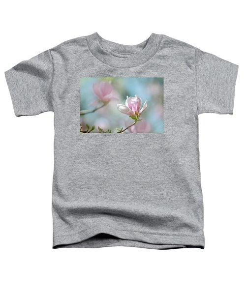 Magnolia Flowers Toddler T-Shirt