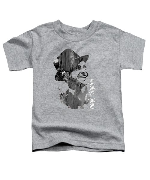 Frank Sinatra Collection Toddler T-Shirt