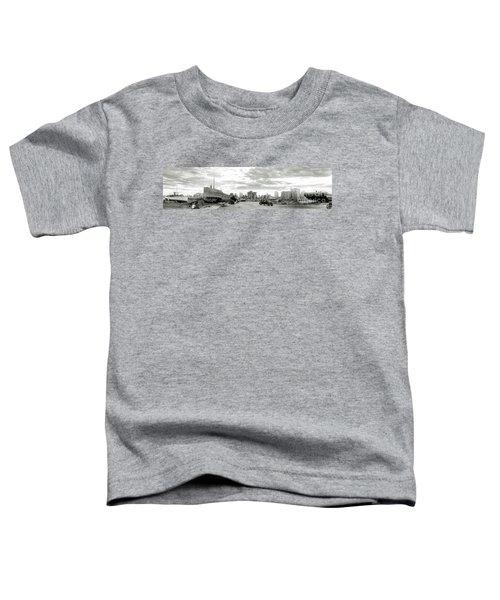 1926 Miami Hurricane  Toddler T-Shirt by Jon Neidert