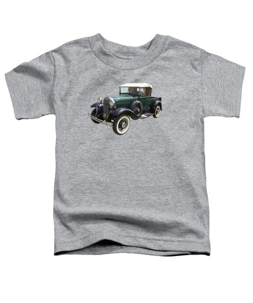 1930 Ford Model A Pickup Truck Toddler T-Shirt