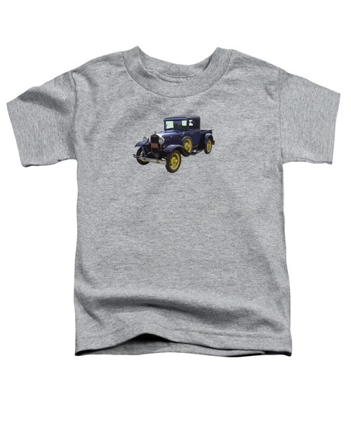 1930 - Model A Ford - Pickup Truck Toddler T-Shirt