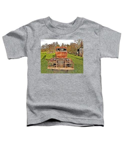 1941 Dodge Truck 3 Toddler T-Shirt