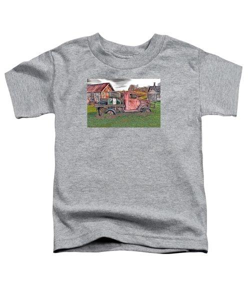 1941 Dodge Truck Toddler T-Shirt