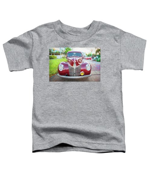 1941 Ford Deluxe Panel Truck C137 Toddler T-Shirt