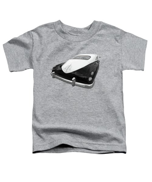 1950 Chevy Fleetline Toddler T-Shirt