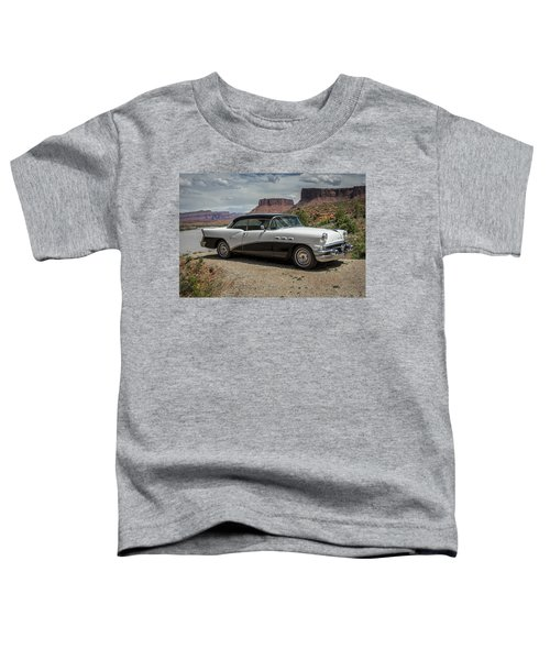 1956 Buick Special Toddler T-Shirt