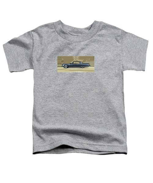 1961 Cadillac Fleetwood Sixty-special Toddler T-Shirt