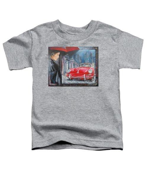 1964 Porsche 356 Coupe Toddler T-Shirt