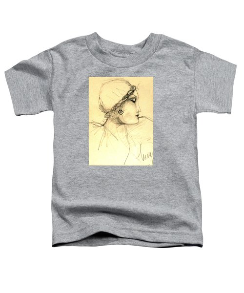 1975 Charcoal Toddler T-Shirt