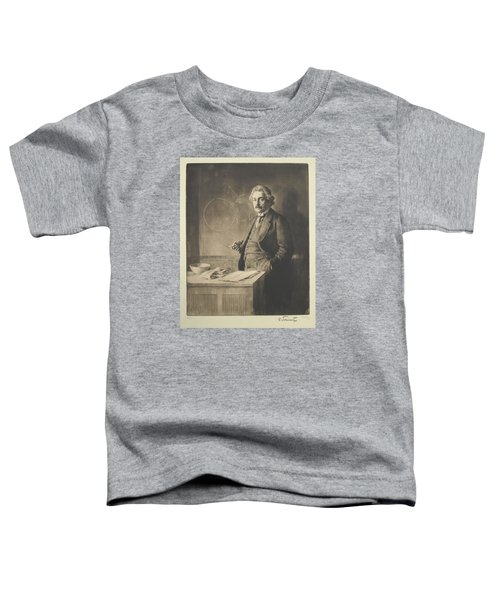 Albert Einstein Toddler T-Shirt