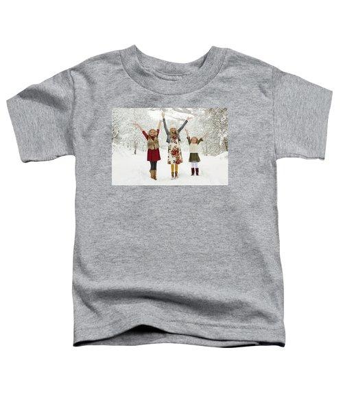 Alison's Family Toddler T-Shirt