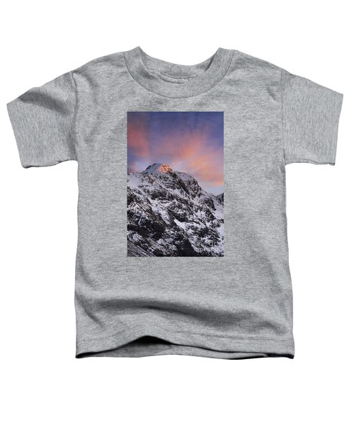 Bidean Nam Bian - Glen Coe Toddler T-Shirt
