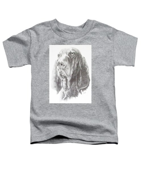 Black And Tan Coonhound Toddler T-Shirt