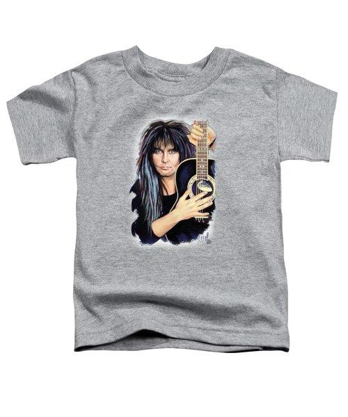 Blackie Lawless Toddler T-Shirt