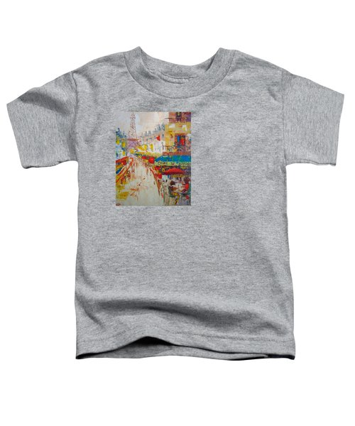 Cafe De Paris Toddler T-Shirt