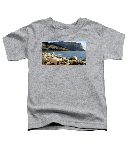 Cap Canaille Cassis Toddler T-Shirt