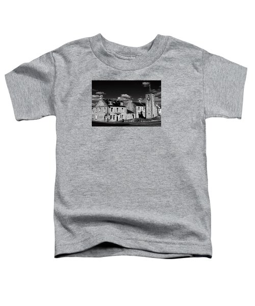 Clackmannan Toddler T-Shirt by Jeremy Lavender Photography