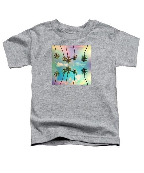 Florida Toddler T-Shirt by Mark Ashkenazi